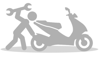 Kit de adhesivos para scooter/moto