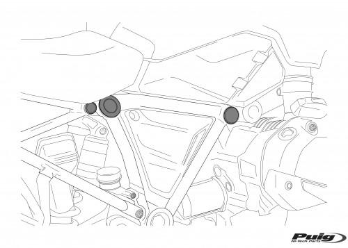 Zonda R Engine