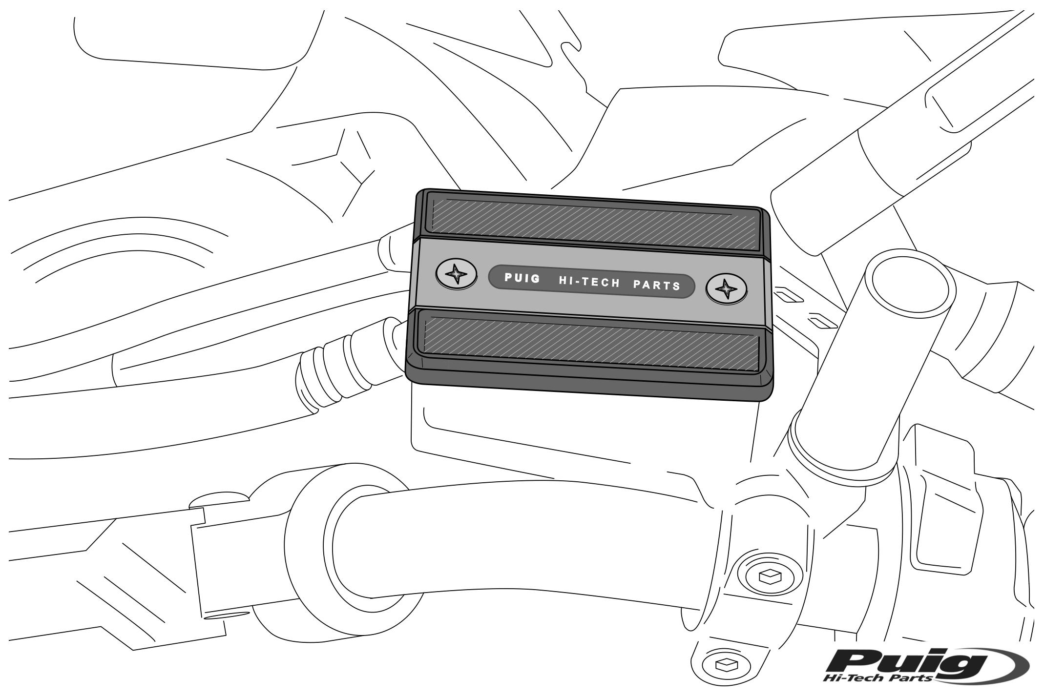 Products - Motoplastic PUIG