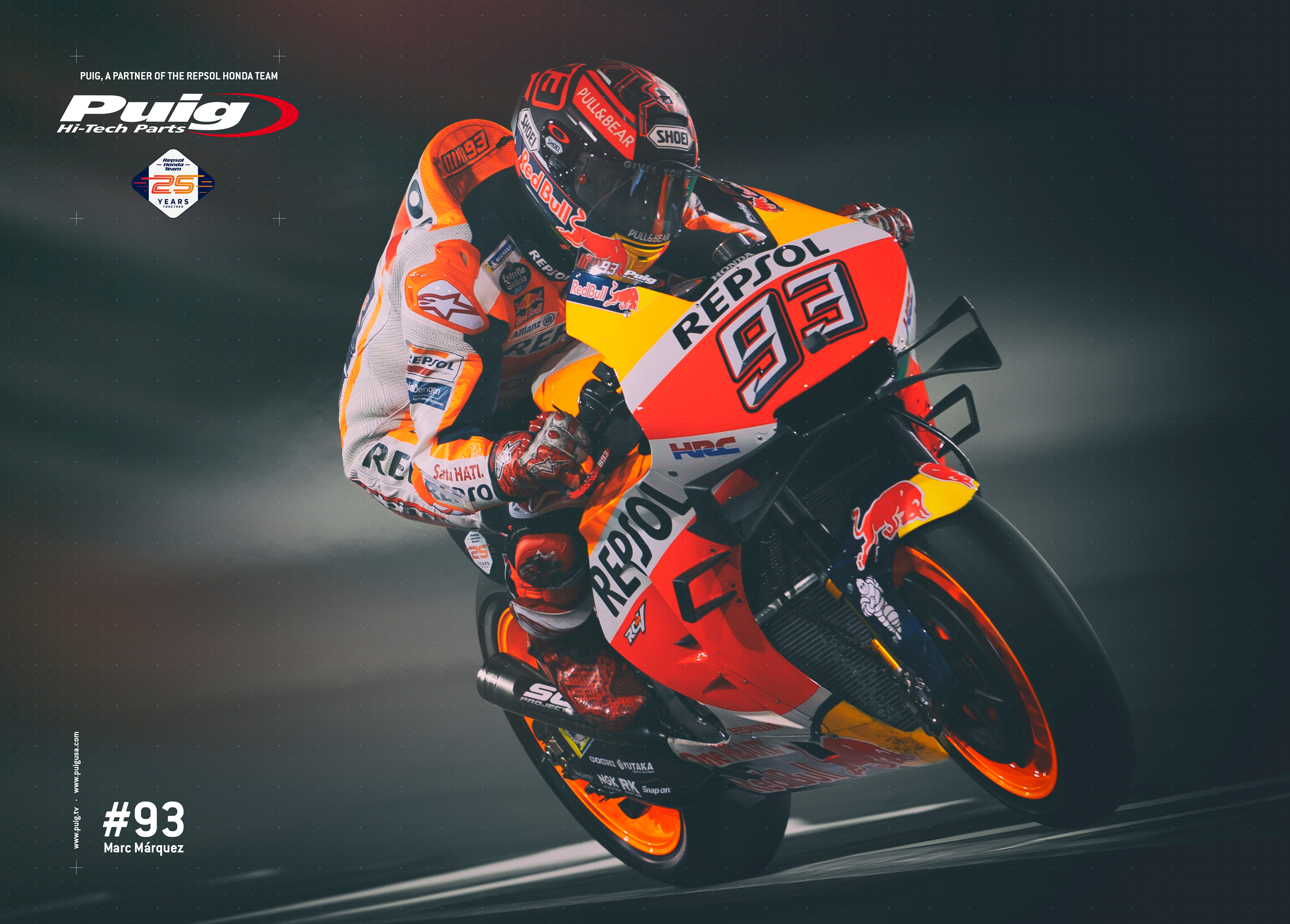 Wallpapers Motoplastic Puig