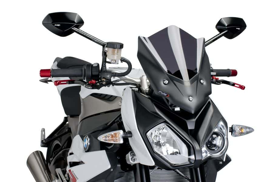 Bulle pour moto BMW S1000R 14-17 / Puig Naked Sport